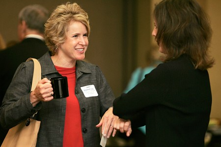 Central Iowa Society for Human Resource Management's 2007 annual breakfast -- 01