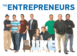 THE ENTREPRENEURS: 2013 Introduction