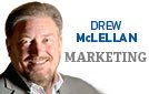 McLellan: You have to make time for marketing