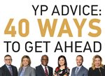 YP Advice: 40 Ways to get ahead